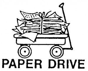 Paper Truck