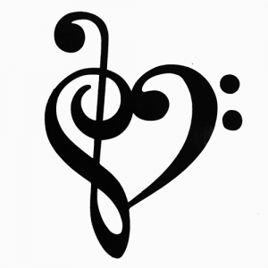 music note combo clip art