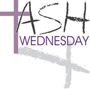 ASH WEDNESDAY CLIP ART